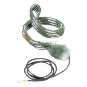 Протяжка Bore Snake 9.3мм. нейлон с бронзовым ершом, код 1204.00.36