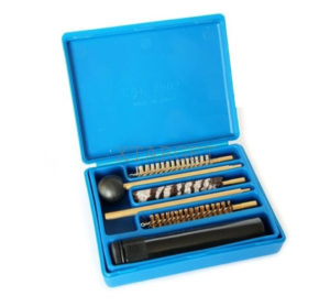 Набор для чистки MEGAline 082/0022 пласт. коробка 22к. для пистолета, код 1425.00.47