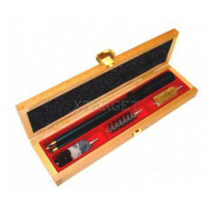 Набор для чистки Mega line пистолет 22к. дерев. коробка, код 1425.00.48