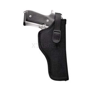 Кобура Uncle Mike's пистолетная для ремней до 2 1/4″, код 70010