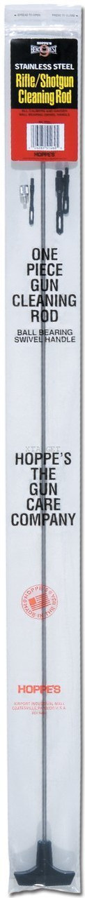 Шомпол Hoppe's универсальный стальной для ружей и карабинов, код 1PSS