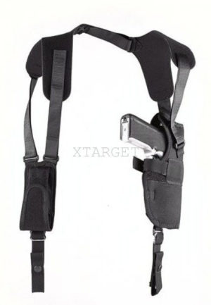 Кобура Uncle Mike's пистолетная ствол 3-4″, код 75011