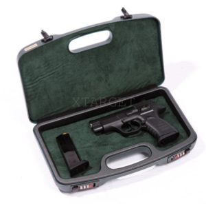 Кейс Negrini  ABS пистолетный 34х20х7, код 2028L