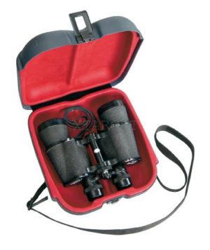 Кейс Negrini ABS для бинокля с ремнем 21.5х22х8, код 5007