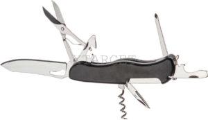 Нож PARTNER HH032014110 на 9 инстр. черный, код 1765.01.62