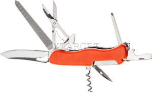 Нож PARTNER HH042014110 на 10 инстр. оранжевый, код 1765.01.71