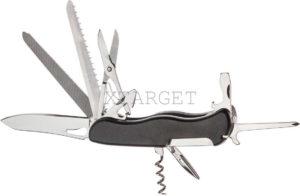 Нож PARTNER HH052014110 на 11 инстр. черный, код 1765.01.64