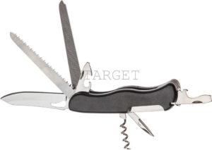 Нож PARTNER HH062014110 на 9 инстр. черный, код 1765.01.65