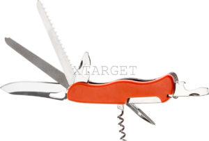 Нож PARTNER HH062014110 на 9 инстр. оранжевый, код 1765.01.73