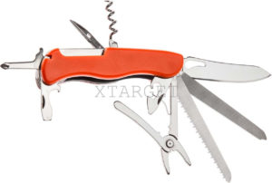 Нож PARTNER HH072014110OR на 11 инстр. оранжевый, код 1765.01.74