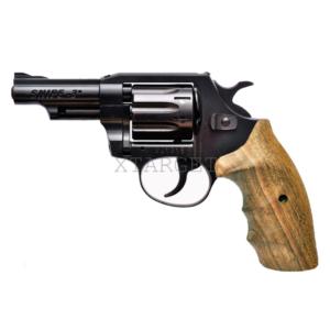 Револьвер под патрон Флобера SNIPE- 3″ орех украинский, код 18402