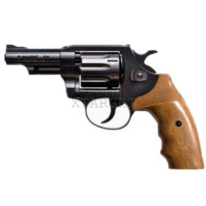 Револьвер под патрон Флобера SNIPE- 3″ орех чешский, код 17805