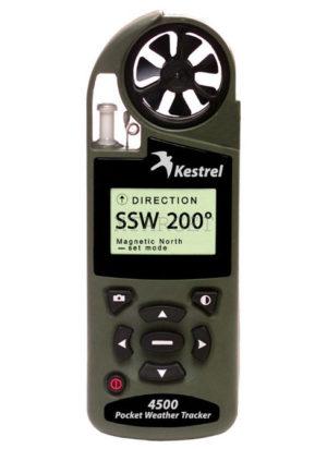 Метеостанция Kestrel 4500NV адапт.д/ночн.видения, оливковый, код 2370.06.01
