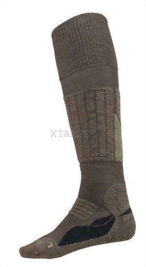 Носки Blaser Socks Long. Размер – 42/44. Цвет – Grey-Brown Mottled, код 1447.12.01