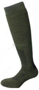 Высокие носки Primavera р.43-46 40% lana, код 2267.00.33