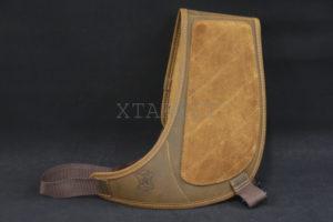 Наплечник кожаный для снижения отдачи Artipel, код SPL01DX