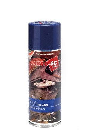 Аэрозольное ружейное масло AMBRO-SC 300 , 300 мл, код