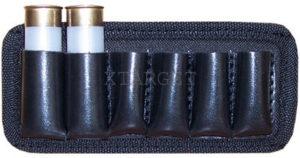 Патронташ комбинированный на пояс 12 к на 6 патронов, код 2055