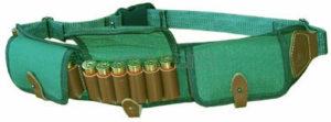 Комбинированный патронташ поясной 12 к на 18 патронов, код 2058