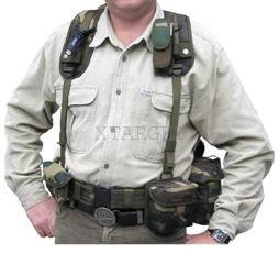 Разгрузочный жилет охотника укомплектованный, код 2601