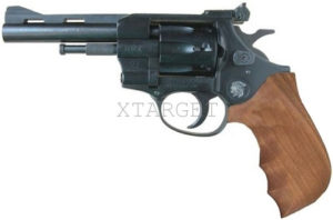 Револьвер Weihrauch HW4 4″ дерево, код