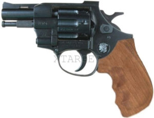 Револьвер Флобера Weihrauch HW4 2.5″ дерево, код