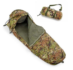 Спальный мешок Defcon5 ультра-компактный, водостойкий ц:vegetato italiano, код 1422.00.55