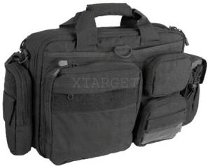 Сумка Condor Briefcase черная, код 1432.00.57