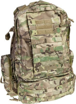 Рюкзак Skif Tac тактический 3-х дневный 45 литров multicam, код 2795.02.53