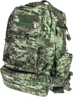 Рюкзак Skif Tac тактический 3-х дневный 45 литров kryptek green, код 2795.02.55