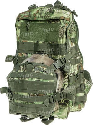 Рюкзак Skif Tac тактический патрульный 35 литров kryptek green, код 2795.02.59