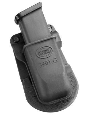 Подсумок Fobus для одного магазина Glock 17/19, с поясным фиксатором, код 2370.16.11