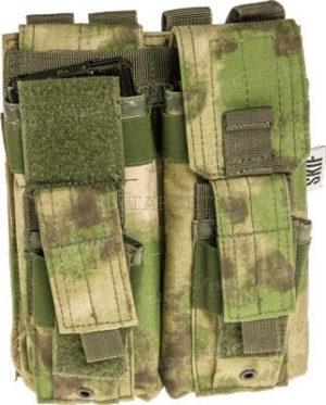 Подсумок Skif Tac для 2-х магазинов АК/AR, 2-х пистолетных, код 2795.03.08