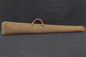 Чехол ружейный из кожи Artipel 130 см, код FO03
