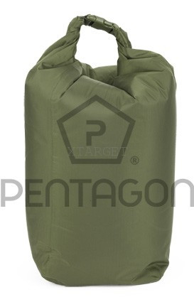 "Сумка герметичная ""Pentagon"" Dry Bag EFI (зеленая) p.L, код K16041L-01"