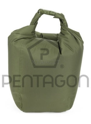 "K16041M Сумка герметичная ""Pentagon"" Dry Bag EFI (зеленая) p.M, код K16041M"