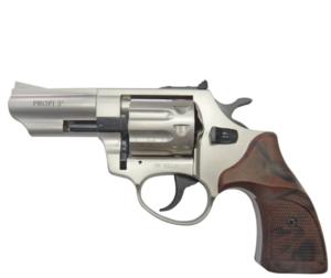 Револьвер флобера PROFI-3″ Pocket (сатин / пластик под дерево), код 24264