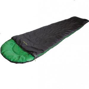 Спальный мешок High Peak Easy Travel / +5°C (Right) Black/green, код 922756
