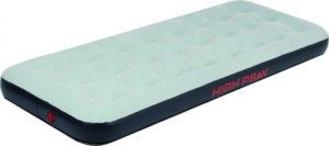 Матрас надувной High Peak Single 185x74x20cm Gray, код 922689