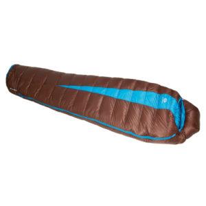 Спальный мешок Sir Joseph Paine 400/190/-5°C Brown/Turquoise (Left), код 922292