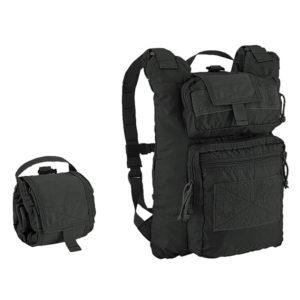 Рюкзак Defcon 5 Rolly Polly Pack 24 (Black), код 922230