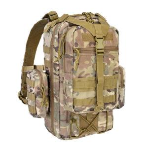 Рюкзак Defcon 5 Tactical One Day 25 (MultiCamo), код 922251
