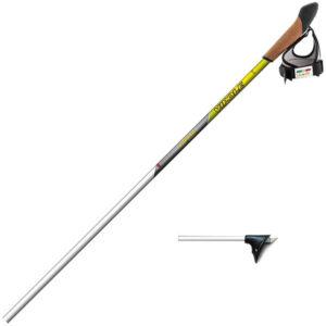 Лыжные палки Vipole Cross Coutnry Pro Click-In 145, код 921887