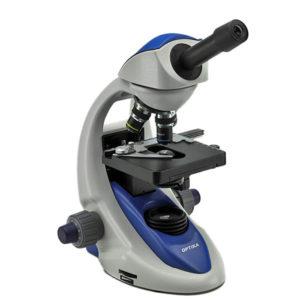 Микроскоп Optika B-191 40x-1600x Mono, код 920460