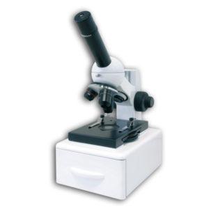 Микроскоп Bresser Duolux 20x-1280x, код 913535