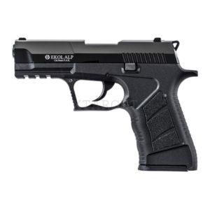 Стартовый пистолет EKOL ALP, 9 mm черный, код 24570