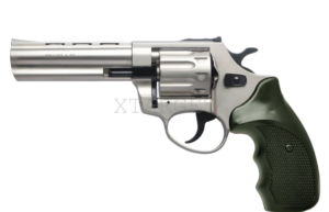 Револьвер флобера PROFI-4.5″ сатин/пласт, код 20320