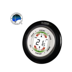 Термометр-гигрометр La Crosse WT138-B-BLI, код 914406