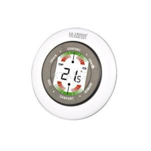 Термометр-гигрометр La Crosse WT138-W-BLI, код 914562