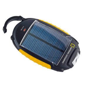 Зарядное устройство National Geographic Solar Charger 4-in-1, код 920392